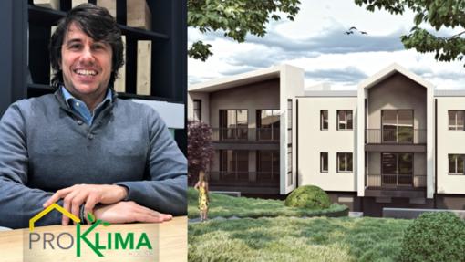 Abitare green: A Torino nasce Nastrificio 271, una delle più grandi costruzioni italiane in legno e bioedilizia