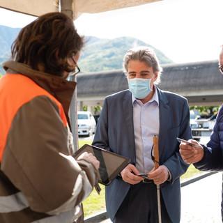 Covid 19: vaccinato anche il Presidente del Consiglio di Stato, l'over 55 Manuele Bertoli