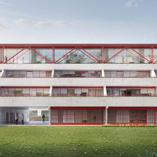 Credito di 27,85 milioni di franchi per il nuovo centro scolastico a Viganello