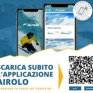 E' disponibile la nuova app Airolo