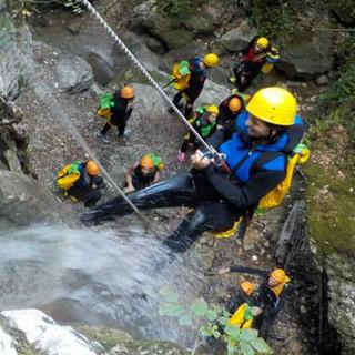 Immagine di repertorio (foto www.canyoning-italy.com)