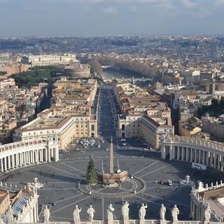 Dal 1° ottobre in Vaticano solo con Green Pass