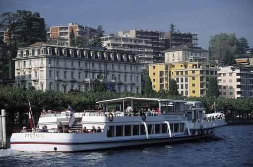 Perché non una crociera sul Lago di Lugano?