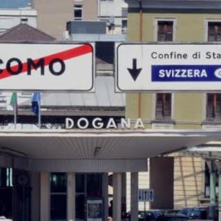 Nuove regole per chi varca il confine con la Svizzera