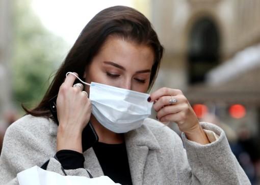 Obbligo della mascherina nelle aree pubbliche di Lugano