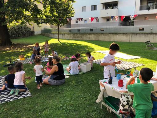 Il Progetto Quartieri della Città di Lugano torna a ospitare le attività di KreiArt