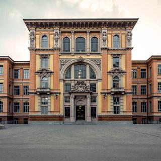 IL Liceo di Lugano 1, Palazzo degli studi