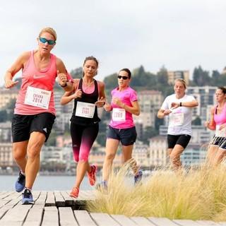 A Lugano si corre  la Ladies Run Ticino