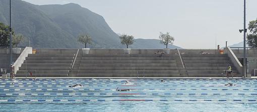 Comincia la stagione 2021 del Lido di Lugano