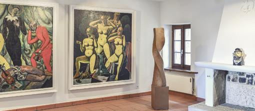 A Brè sopra Lugano riapre al pubblico il Museo Wilhelm Schmid