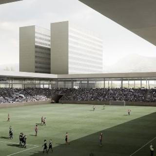 Polo Sportivo e degli Eventi di Lugano: il Municipio ha definito l'accordo con gli investitori privati
