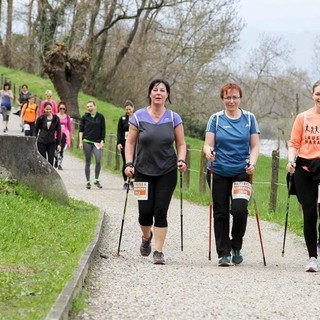 Appuntamento con il Raiffeisen Walking Lugano