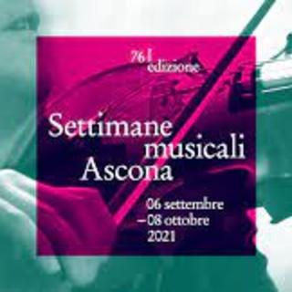 Settantaseiesime Settimane Musicali di Ascona