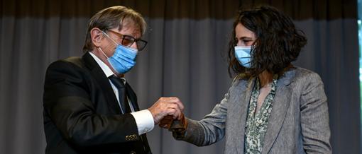 Tessa Prati è la nuova presidente del Consiglio comunale di Lugano