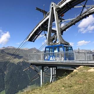 Airolo, maratona di montagna della Svizzera italiana