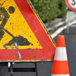 Chiusa per lavori di pavimentazione la strada cantonale Lugano-Canobbio-Tesserete
