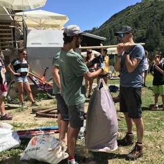 Il Clean-Up Tour fa tappa ad Airolo