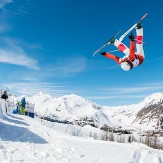 Coppa Europa Freestyle Moguls & Aerials 2021 ad Airolo