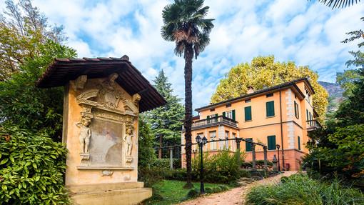 Lugano: 900mila franchi per i lavori di riqualificazione del parco di Villa Costanza