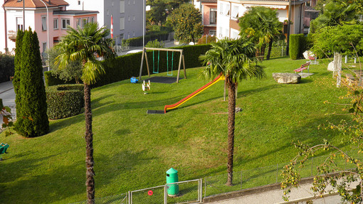Lugano, il quartiere di Pregassona ha una nuova area di svago