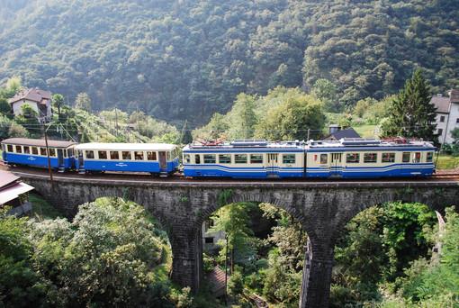 Locarno-Camedo: un viaggio nel tempo a bordo del treno storico
