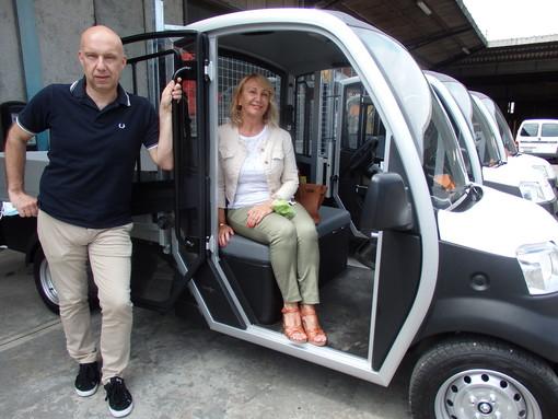 Il Comune di Chiasso si è dotato di tre nuovi veicoli elettrici
